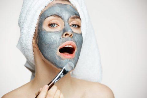 peeling facial o limpieza facial
